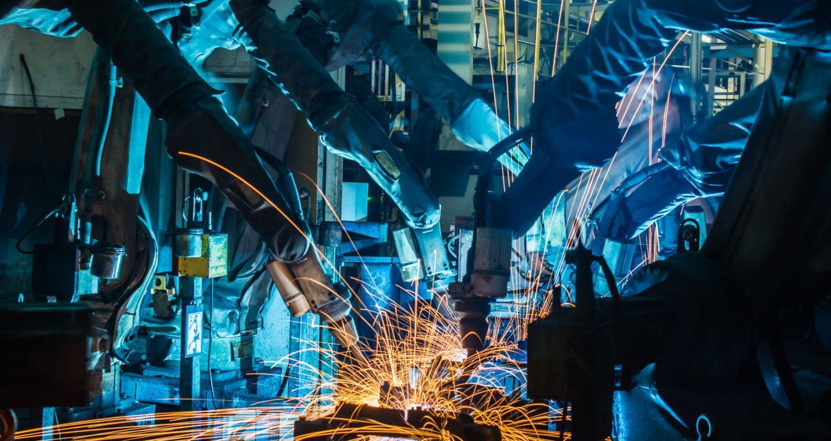 Workplace safety in manufacturing