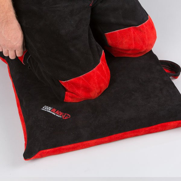 Code Black Welding Cushion