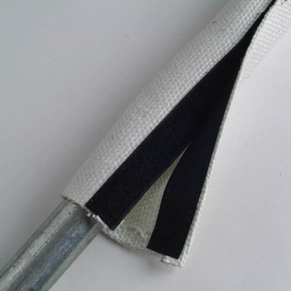Welding pipe wrap