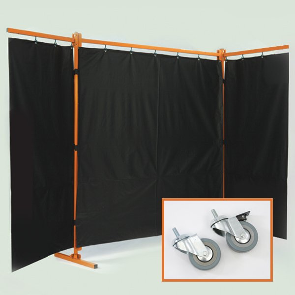 Hinged Welding Screen