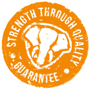 Tusker Industrial Guarantee logo